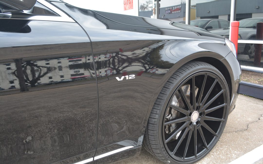 2015 Mercedes Benz S600 V12